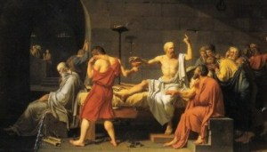 The conception of wisdom attributed to Socrates via the writings of Plato emphasizes that awareness of one's own ignorance rather than a particular content of thought.  It is amazing that over two thousand years later, that Socratic wisdom is arrived at through hard-won experience rather than through received cultural wisdom.