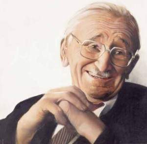 "Friedrich von Hayek was a leader of the Austrian School of Economics, one of the prominent ""free market"" schools of economics, did not think of himself as a conservative but a ""liberal"" in the European sense; he saw as his main opponents Communisim and Keynesian economics.  His work was inspirational to Margaret Thatcher, one of the promoters of the new libertarian vogue in economics in the mid 1970's."