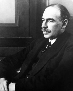 John Maynard Keynes was the most influential economist of the mid-20th Century, credited with supplying the theory that helped explain how market economies emerged from the Great Depression.  While dissatisfaction with Keynesianism peaked in the 1970's and 1980's in political circles, the Keynesian approach is credited with lengthening the periods of economic growth and shortening recessions in post-WWII economies.