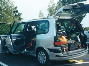 "While Lomborg and other critics of ""green"" point out how many advantages fossil fuels offer residents of the developed world.  Large cars, minivans, and SUVs have become key enablers of an extremely mobile lifestyle for families, allowing them to lead a hyperactive lifestyle, where much family life is conducted on the go.  An electric version of these vans is just a few years away."