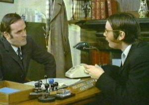 In this famous Monty Python sketch, a timid public accountant wants to go into lion-taming but decides after considering that he would be facing large carnivorous beasts, that he doesn't really want to do it.  Our choices present a lot less risk to us than this fictional choice, but we need to put the right policy instruments in place to be able to transition to a new energy economy.